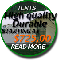 High quality wall tents